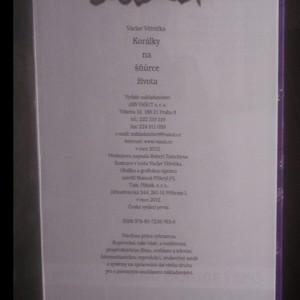 antikvární kniha Korálky na šňůrce života, 2012