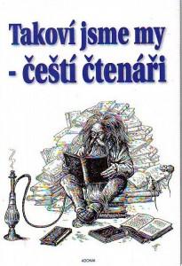náhled knihy - Takoví jsme my - čeští čtenáři