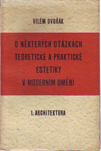 náhled knihy - O některých otázkách teoretické a praktické estetiky v moderním umění
