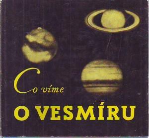 náhled knihy - Co víme o vesmíru
