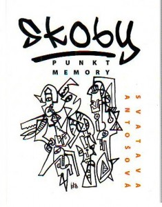 náhled knihy - Skoby. Punkt memory