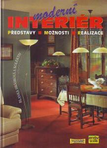 náhled knihy - Moderní interiér. Představy, možnosti, realizace