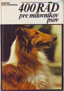 náhled knihy - 400 rád pre milovníkov psov