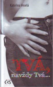 náhled knihy - Tvá, navždy Tvá...