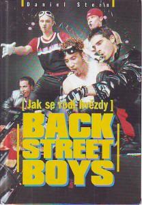 náhled knihy - Back Street Boys. Jak se rodí hvězdy