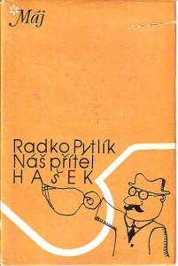 náhled knihy - Náš přítel Hašek