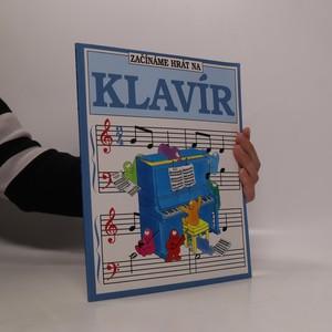 náhled knihy - Začínáme hrát na klavír