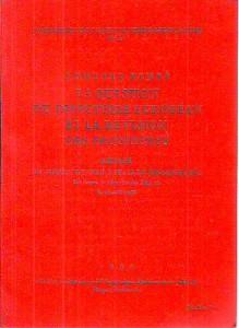 náhled knihy - La question du directoire Européen et la revision des frontiéres