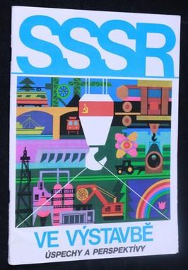 náhled knihy - SSSR ve výstavbě : úspěchy a perspektivy