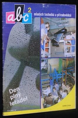 náhled knihy - ABC mladých techniků a přírodovědců. roč.31, č.2