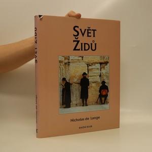 náhled knihy - Svět Židů