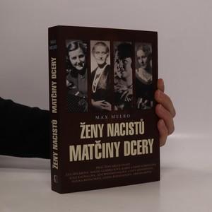 náhled knihy - Ženy nacistů - matčiny dcery