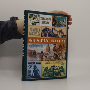 náhled knihy - Věznice parmská ; Kapitán Blood ; Král Madagaskaru ; Tarzanův návrat ; Vinnetou