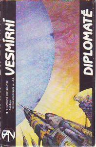 náhled knihy - Vesmírní diplomaté. Antologie vědeckofantastických povídek