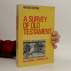 náhled knihy - A survey of old testament introduction