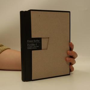 náhled knihy - Povídky I. Proměna a jiné texty vydané za života (číslovaný výtisk)