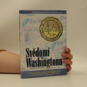 náhled knihy - Svědomí Washingtonu : Washington Times 1982-2002