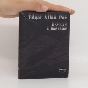 náhled knihy - Havran a jiné básně