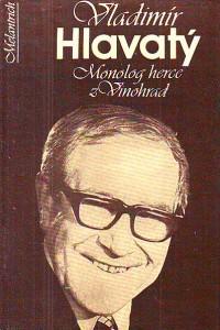 náhled knihy - Monolog herce z Vinohrad