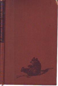 náhled knihy - Tulák Muskwa. Životní román kanadského černého medvěda