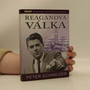 náhled knihy - Reaganova válka