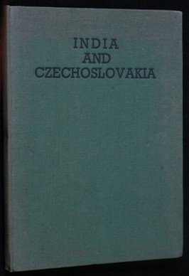 náhled knihy - India and Czechoslovakia. Part I