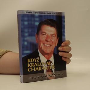 náhled knihy - Když kraloval charakter