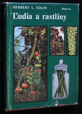 náhled knihy - Ľudia a rastliny