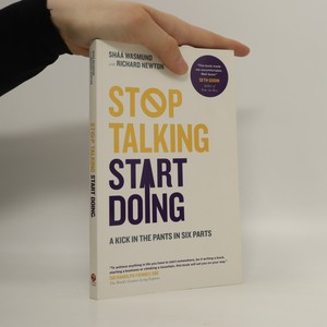 náhled knihy - Stop Talking, Start Doing