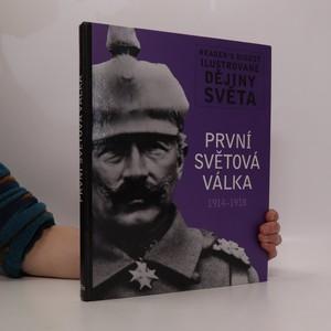 náhled knihy - První světová válka : 1914-1918