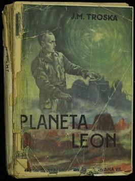 náhled knihy - Planeta Leon : dobrodružný román. Díl I