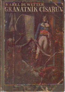 náhled knihy - Granátník císařův