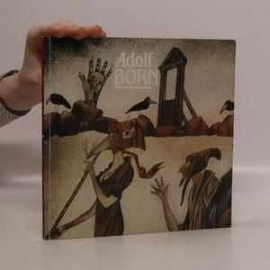 náhled knihy - Adolf Born : grafika a ilustrácie