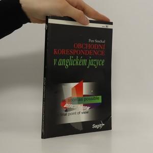náhled knihy - Obchodní korespondence v anglickém jazyce