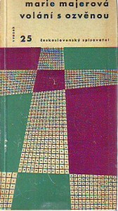 náhled knihy - Volání s ozvěnou