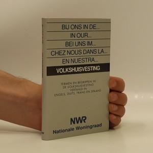 náhled knihy - Volkshuisvesting