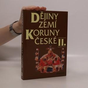 náhled knihy - Dějiny zemí Koruny české II.