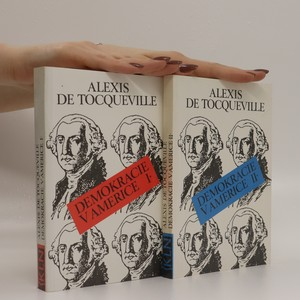 náhled knihy - Demokracie v Americe I. & II. (2 svazky, komplet)