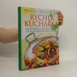 náhled knihy - Rychlá kuchařka