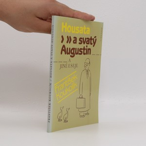náhled knihy - Housata a svatý Augustin a jiné eseje
