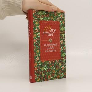 náhled knihy - Oázy pro duši : 100 moudrých příběhů pro potěšení
