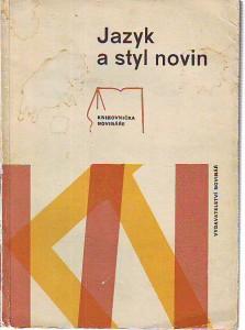 Jazyk a styl novin