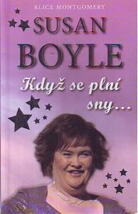 náhled knihy - Susan Boyle. Když se plní sny...
