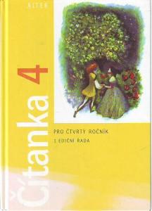náhled knihy - Čítanka 4 pro čtvrtý ročník
