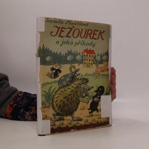 náhled knihy - Ježourek a jeho příhody
