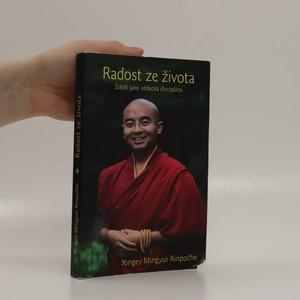 náhled knihy - Radost ze života : štěstí jako vědecká disciplína