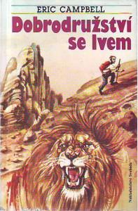 náhled knihy - Dobrodružství se lvem