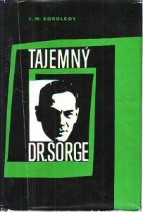 náhled knihy - Tajemný dr. Sorge