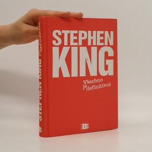 náhled knihy - Všechno je definitivní. 14 temných povídek