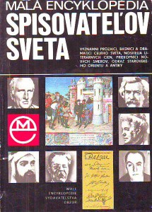 náhled knihy - Malá encyklopédia spisovatel'ov sveta